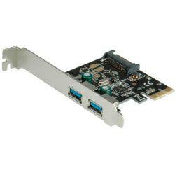 Roline VALUE PCIe kontroler 2×USB3.0 port