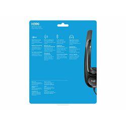 LOGI Micro - Casque USB H390