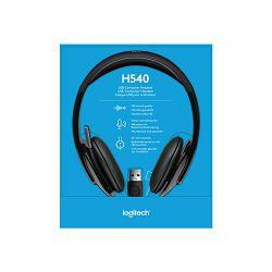 LOGI H540 Casque Micro USB