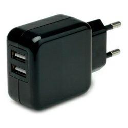 Roline VALUE USB zidni punjač 2-porta, 10W
