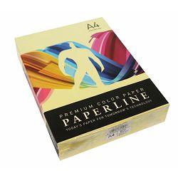 Papir fotok.PAPERLINE A4 past.svijetlo žuti CREAM 80gr.500/1 P5 110