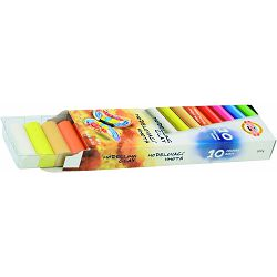 Plastelin K-I-N 200g, 10 boja u kutiji P30