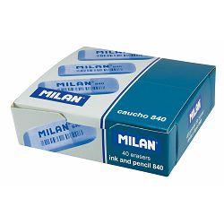 Gumica MILAN 840 crveno siva P40/1000