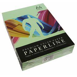 Papir fotok.PAPERLINE A4 past.zeleni GREEN 80gr.500/1 P5 190