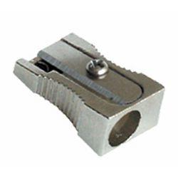Šiljilo metalno 1 rupa koso 1002 aluminijsko 58633 P24/1440