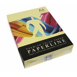 Papir fotok.PAPERLINE A4 past.žuti CANARY 80gr.500/1 P5 115