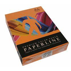 Papir fotok.PAPERLINE A4 int.narančasti SAFFRON 80gr.500/1 P5 240