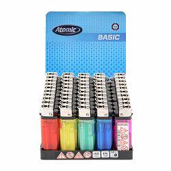 Upaljač Atomic BASIC transparent sort 5847005 P50/1000