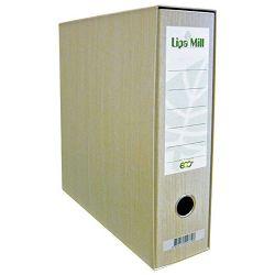 Registrator Lipa mill A4 široki eko 4379 natur u kutiji