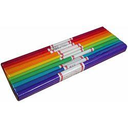 Krep papir 42g K-I-N 50x200cm 9755/mix 4 10 boja P10/100