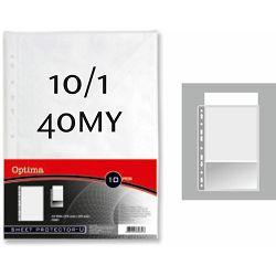 Fascikl UR uložni 40my OPTIMA A4 10/1 EH303 20101 P200/20000