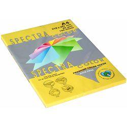 Papir fotok.SPECTRACOLOR A4 int.žuti LEMON 80gr.100/1 P22 210