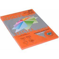 Papir fotok.SPECTRACOLOR A4 int.narančasti SAFFRON 80gr.100/1 P22 240