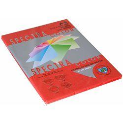 Papir fotok.SPECTRACOLOR A4 int.crveni RED 80gr.100/1 P22 250