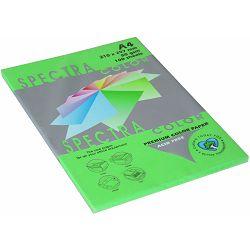 Papir fotok.SPECTRACOLOR A4 int.zeleni PARROT 80gr.100/1 P22 230