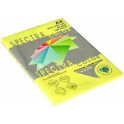 Papir fotok.SPECTRACOLOR A4 fluo žuti CHP YELLOW 75gr.100/1 P22 363