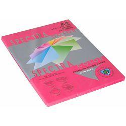 Papir fotok.SPECTRACOLOR A4 fluo ciklama CHP RED 75gr.100/1 P22 350