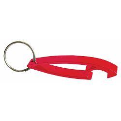 Privjesak/otvarač za boce metalni crveni 2305/84807 P100/1000