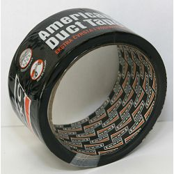 Selotejp DuctTape 50/10 crni 260-10C P1/30