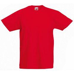 Majica FOL dj. Valuew. KR 165g crvena 1/2 P108