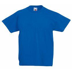 Majica FOL dj. Valuew. KR 165g plava Royal 2/3 P108