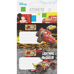 Naljepnice za bilježnice DISNEY BOYS 10 kom. bls P24/240/960