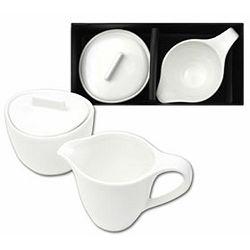 Set porculan za kavu JAVA: vrč i posudica za šećer 85332 P12