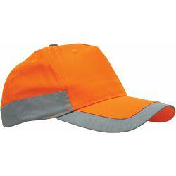 "Kapa reflektirajuća ""SAFETY"" narančasta 915001OR, KR P50/200"
