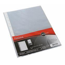 Fascikl UR uložni 60my OPTIMA A4 50/1 EH303A-5 20098/A P40