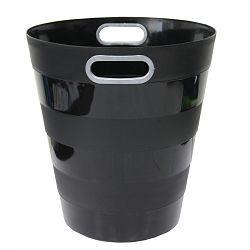 Koš za smeće pvc ARK 1051 crni P40
