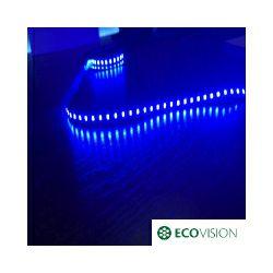EcoVision LED traka 0.5m, 3528, 60LED/m, 4.8W/m, 36V DC, plava