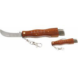 Nož za gljive 6 djelni drvena drška P10/96