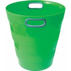Koš za smeće pvc ARK 1051 fluo zeleni P40