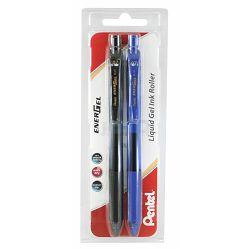 Gel pen 0,7 PENTEL EnerGel BL-107 2/1 bls P12 NETTO