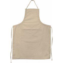 Pregača kuhinjska Master Flex sa džepom, pamučna  L/XL natur P1/10