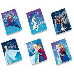 Bilježnica A4/B Disney Frozen 42L P10/60 NETTO*