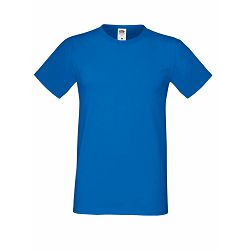 Majica FOL T-shirt KR Sofspun 165g plava royal S P72 NETTO
