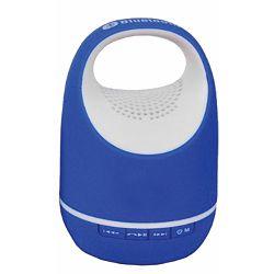 Zvučnik Dreamy BT prijenosni 6x6x9 cm  plavi P1/50