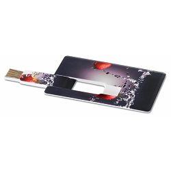 Memori stick USB kartica 8GB bijela za full color print
