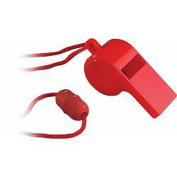Zviždaljka plastična Whistle crvena P500 NA UPIT