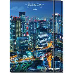 Mapa el. Street Skyline City A4 1cm 65120 P1/24