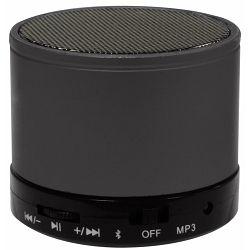 Zvučnik prijenosni Metal crni P1/50 NETTO