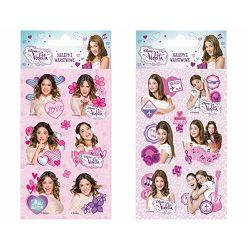 Naljepnice Disney Violetta NWVI 6 kom bls P24 NETTO*