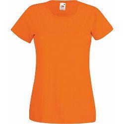 Majica FOL T-shirt KR Lady-fit Valeuw. new 165g narančasta S P72