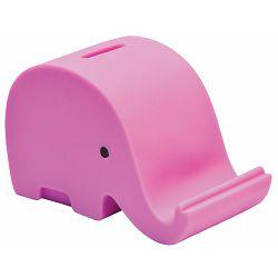 Kasica gumena Dumbo u obliku slona roza P50/100
