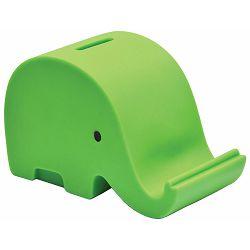 Kasica gumena Dumbo u obliku slona zelena P50/100