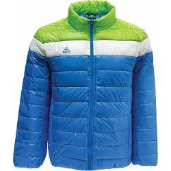 Jakna Peak zimska plavo/bijelo/zelena XL