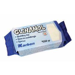 Glinamol bijeli KARBON 450 g-novo pak. P 32
