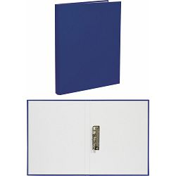 Mapa biro karton A4 s papučicom OPTIMA plava 22480 P25
