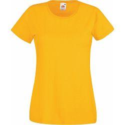 Majica FOL T-shirt KR Lady-fit Valeuw. new 165g žuta sun XS P72